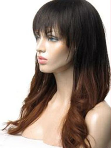 Incredible 24 Inches Remy Human Hair Wigs For Black Women