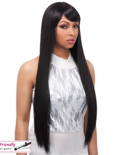 30 Inches Lace Front Online Human Hair Wigs For Black Womens