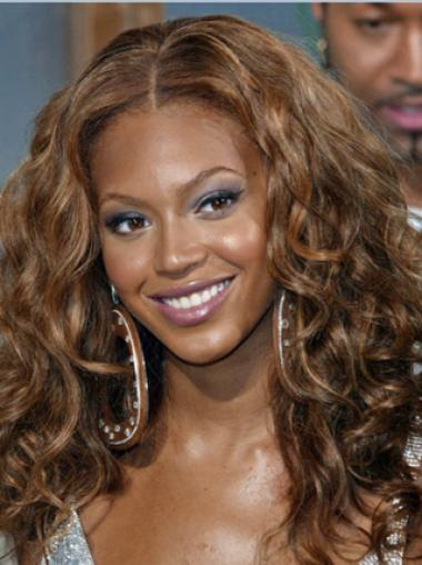 Beyonce Style Lace Wig Wavy 16 Inches Soft Beyonce Wigs