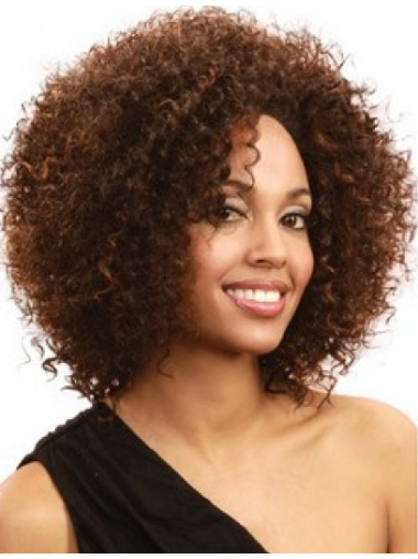 100% Hand-Tied Without Bangs Chin Length Remy Human Hair Beyonce Style Wig