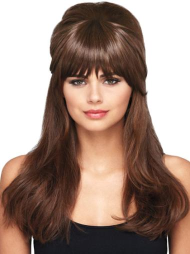 Synthetic Straight Short Incredible Hair Extensions For Thinning Hair