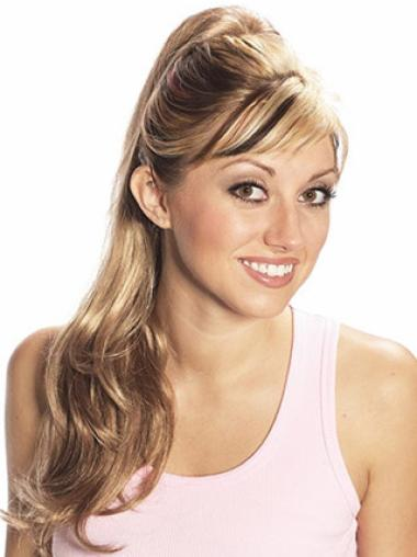 Wavy Synthetic New Ponytails