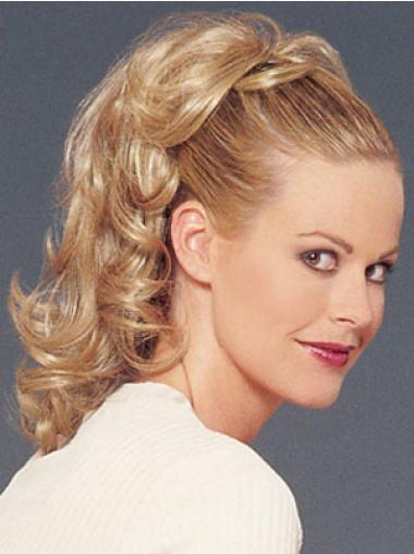 Curly Synthetic 14 Inches Stylish Ponytails