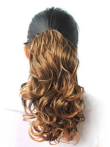 Wavy Synthetic 14 Inches Exquisite Ponytails