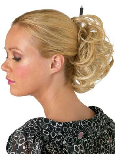 Synthetic Incredible Blonde Wraps / Buns