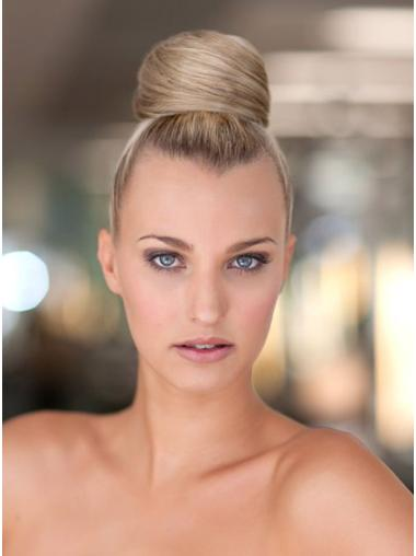 Beautiful Synthetic Blonde Wraps / Buns