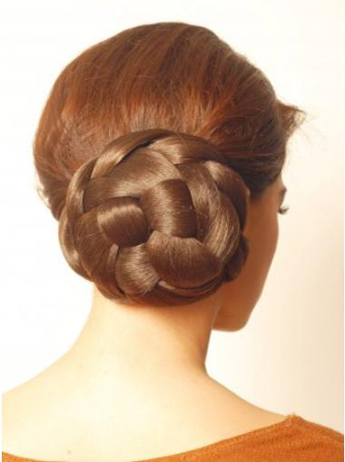 Designed Synthetic Brown Wraps / Buns