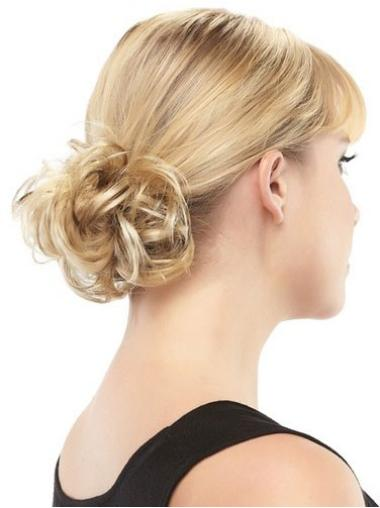 Blonde Synthetic Great Wraps / Buns