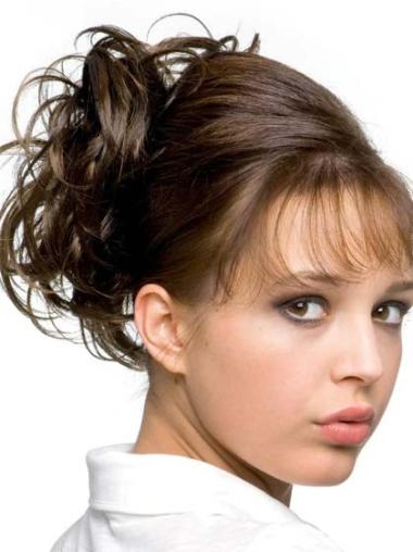 Brown Remy Human Hair Perfect Wraps / Buns
