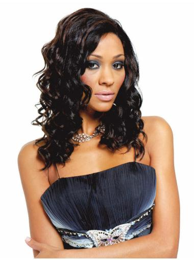 Convenient Without Bangs Long 12 Inches Synthetic Wigs