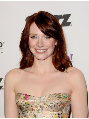 Celebrity Wigs For Sale Remy Human Hair Convenient Bryce Dallas Howard Wigs