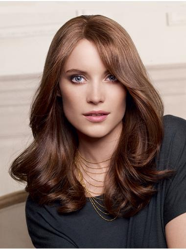 100% Hand-tied Wavy Long Real Human Hair Wigs