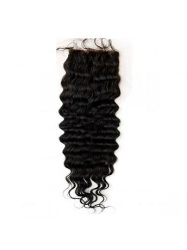 High Quality Long Remy Human Hair Lace Closures