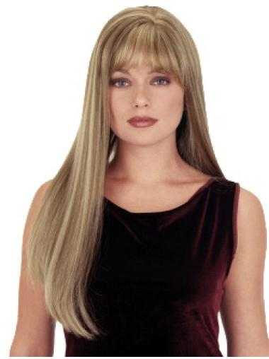 Long Capless 26 Inches Popular Synthetic Wigs