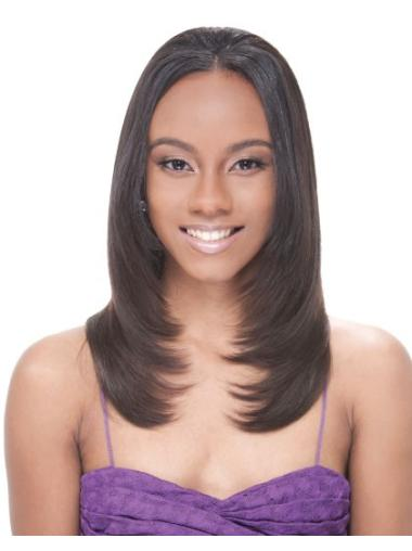Without Bangs Long Best Human Hair For African American