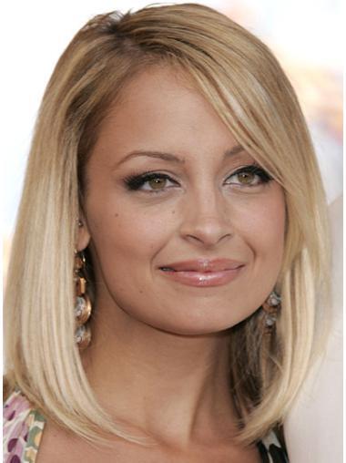 Celebrity Bobo Wigs Lace Front Bobs Shoulder Length Gorgeous Nicole Richie