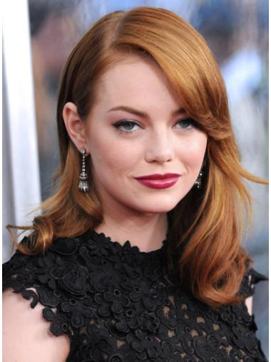 Capless Layered 16 Inches Emma Stone Wigs