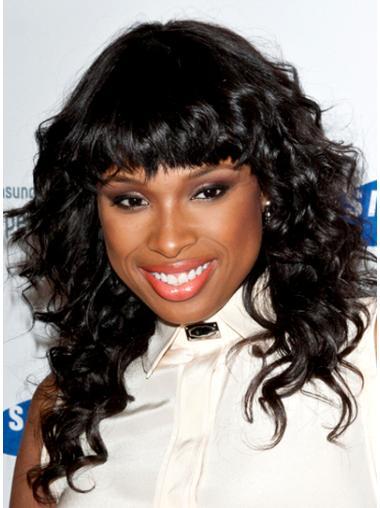 Lace Front Shoulder Length 18 Inches Trendy Jennifer Hudson Brand Wig