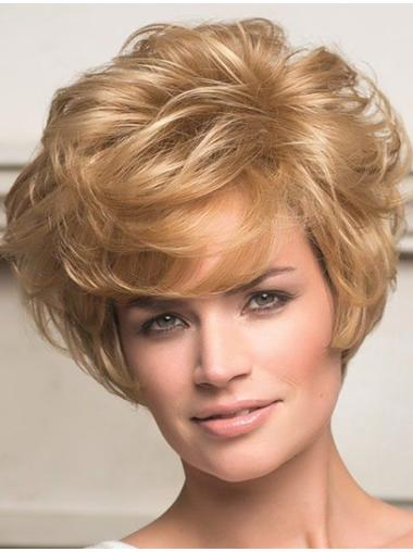 """Lace Front Short Real Hair Wigs 8"""" Cheapest"""