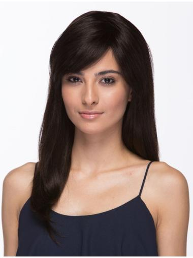 Capless Straight New Wigs Made From Natural Hair