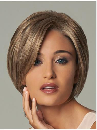 Durable Synthetic 8 Inches Short Synthetic Wigs