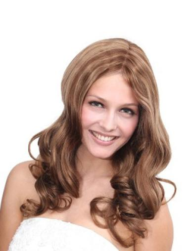 100% Hand-Tied Wavy Long Lace Remy Wigs