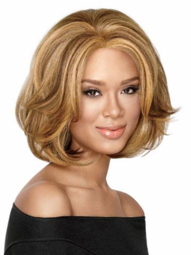 Bobs Sleek Capless Wigs Black Women