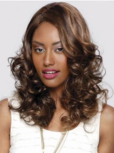 High Quality Auburn African American Glueless Lace Front Wigs