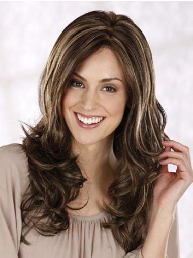 Best Layered Curly Long Synthetic Lace Front Wigs
