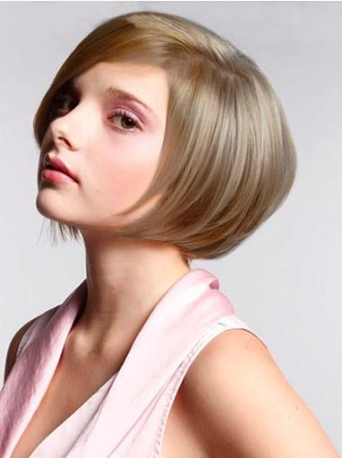 Chin Length Bobs Most Comfortable Wigs For Cancer Patients