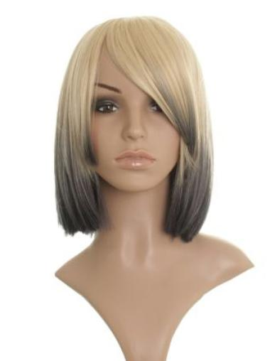 Celebrity Lace Wigs Straight Chin Length