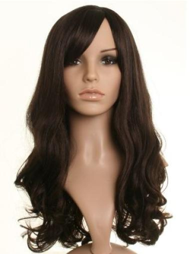 Capless With Bangs Long Hair Wigs Cheap Celebrity