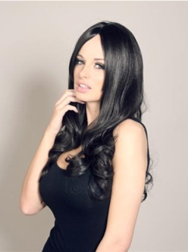 Black Long Gorgeous Jessica Pettway Wigs