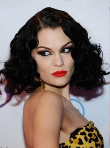 Celebrity Hair Wigs Black Chin Length Good Jessie J