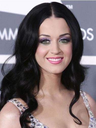 Black Long Synthetic Great Katy Perry Wig