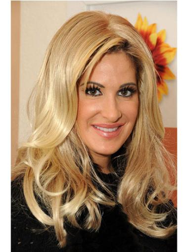 Blonde Wavy Long Fashion Kim Zolciaks Wigs