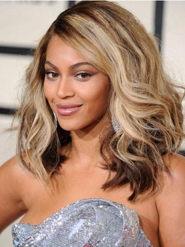 Layered 14 Inches Suitable Beyonce Wigs On Sale