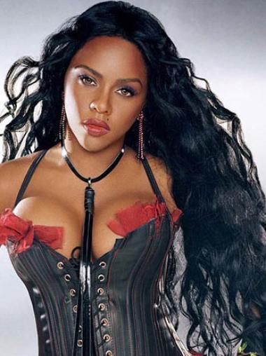 Capless Black Without Bangs Top Nicki Minaj Wig Website