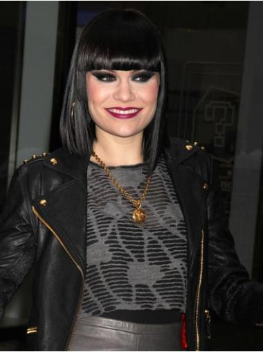 Celebrity Synthetic Wigs Capless Bobs Synthetic Popular Jessie J