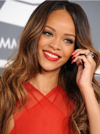 Capless Without Bangs Long Perfect Rihanna Best Wigs On Celebrity