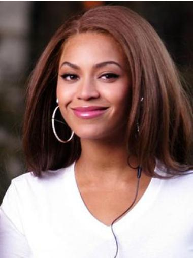 Auburn Straight Synthetic Beyonce Favorite Wig