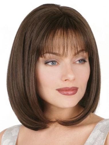 Straight Synthetic Best Petite Womens Wigs