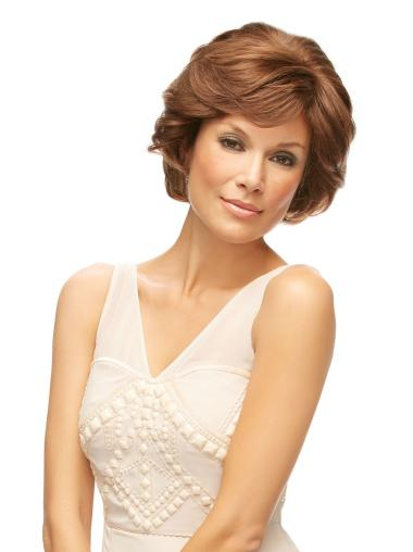 Best Chin Length Bobs Auburn Lace Front Full Wigs Human Hair