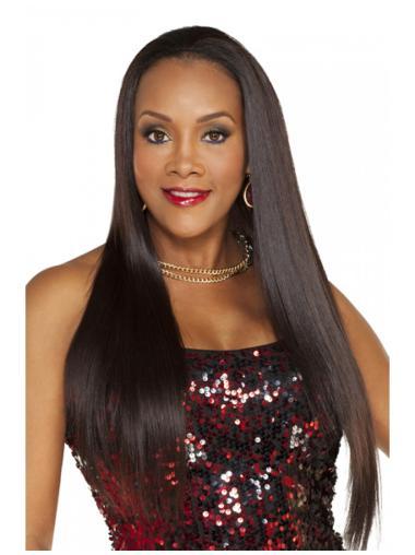 Long Straight Popular Half Of Wigs Human Hair