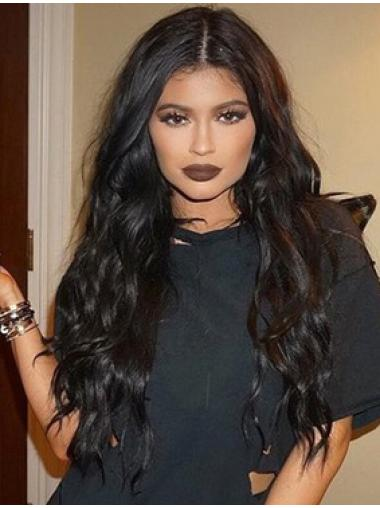 Lace Front Without Bangs Remy Human Hair Cheapest Kylie Jenner Wigs Buy
