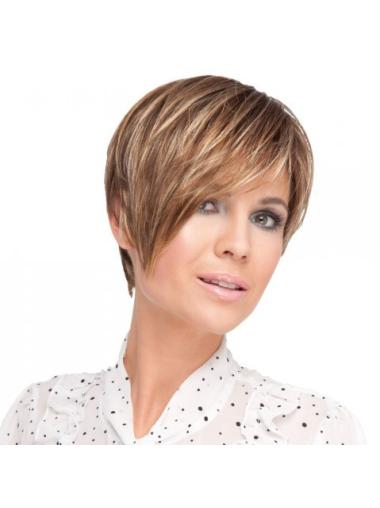 Layered Cheap 6 Inches Short Wig Hair Styles