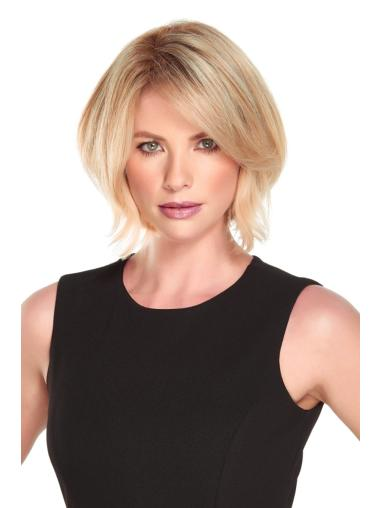 """Synthetic Straight 8""""(As Picture) Blonde Part XL Topper From"""