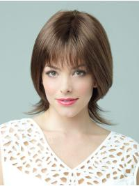The wig is a classic and beautiful cut that will compliment all face shapes.