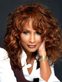 Lace Front With Bangs Long Online Beverly Johnson Wigs Human Hair