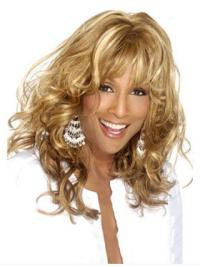 Lace Front With Bangs Long Best Beverly Johnson Human Hair Wigs